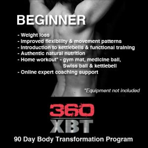 transform your body, 360XBT